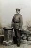 Eduard Dohl als Soldat